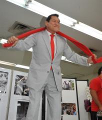 アントニオ猪木氏が北朝鮮でプロレスイベントを開催 その独自外交をどう思う?