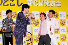 要潤、ダチョウ倶楽部のギャグに興奮「歌舞伎を初めてみたとき以来の衝撃」