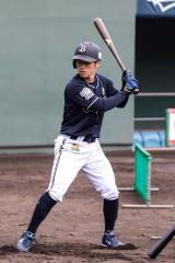 オリックスの新1番打者・福田周平が打率.296、出塁率.387で絶好調 「投手以外ならどこでも守ります」と貪欲