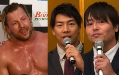 ケニー・オメガ参戦!DDT11.3両国全カード決定、メインは竹下対HARASHIMAの二冠戦!
