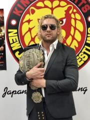 IWGP新王者ケニー「ゴールデンELITEは新ブランド」初防衛戦はCodyと決着戦!