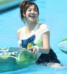 菊地亜美 プライベートで夏を楽しみたい