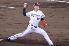 オリックスK-鈴木、3回持たずに降板! 逆転負けでチームの借金は「7」に…