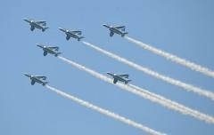 東日本大震災から7年ぶりに「松島基地航空祭」が開催