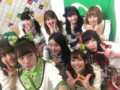 SUPER☆GiRLSが原宿に登場&生出演! 新曲が5位以内に入らなかったら罰ゲーム!?