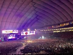 【新日本】イッテンヨンをHey!Say!JUMP伊野尾慧も観戦!来年はジャニーズ並みの札止めを!