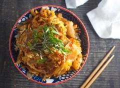 「キムチの卵とじ丼」ダイエットには辛み成分カプサイシンを!