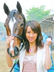 「流したいけど人気と穴で勝負」 NHKマイルカップ 藤川京子の今日この頃
