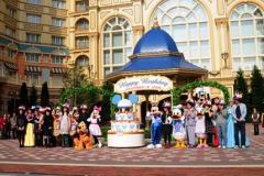 東京ディズニーランド きょうから再開