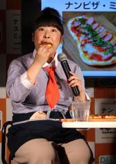 森三中・村上知子 2歳の娘がブタを指し「ママ」と呼びショック