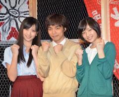 アイドリング!!! 横山ルリカが安保時代の女学生を体当たり演技