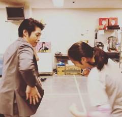 広瀬アリスとスパーリングをする安田顕にファンが心配…