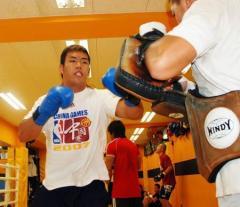 元K-1王者・京太郎が快挙! 史上初のボクシング日本人ヘビー級世界ランカー誕生へ