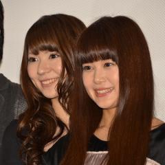 AKB48菊地あやか「けいこが難しくて…」、佐津川愛美と映画『忍道』初日あいさつ