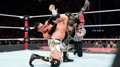 WWE戸澤陽、クルーザー級王座再戴冠失敗も「絶対に諦めない!」