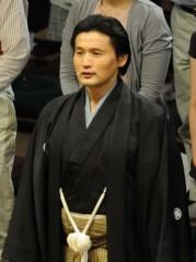 震災復興イベントに参加の元貴乃花氏に、元妻「暴露本」の質問 記者のありえない態度に批判殺到