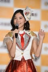 SKE48・松井珠理奈、総選挙で初Vも体調が心配 2位の須田亜香里が代役になる?