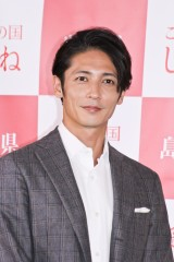 玉木宏、結婚後初公の場 子供の予定は「ご縁がありましたら」