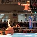 「イメージできるだろ?」SANADAが鈴木みのるとの激戦制し、NJC優勝を予言!