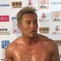新日本『G1』Aブロック、オカダ・カズチカがKENTAとの全勝対決制し折り返し!