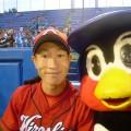 ヤクルト・つば九郎、広島・赤松に「怒涛の1600字ブログ」で称賛 チームの垣根を超えた友情が育まれた意外なきっかけは