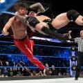 【WWE】ロイヤルランブル直前、中邑真輔がオートンにRKO葬の恥辱!