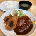 大崎「さんご」居心地のいい定食屋。