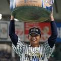 『サントリードリームマッチ2019』MVPは高橋由伸!苦笑いで「久々に野球が楽しかった」