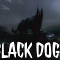 """【山口敏太郎の""""UMA""""ファイル】今も目撃例が存在する?「黒妖犬(ブラック・ドッグ)」"""