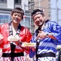 ケンコバ&博多華丸の行きつけの店がずらり! 中野で「グルメ芸人祭」開催