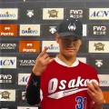 「高城のおかげです」初勝利のオリックス・K-鈴木、女房役に感謝!