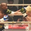 RIZIN「渾身の一発から顔色が変わった」那須川天心、メイウェザーに初のKO負け!