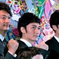 元SMAPの3人、ファンミーティング開催の先に嬉しい計画が?