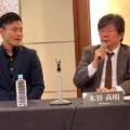 「新日本のドーム大会に出たい」KNOCK OUT初参戦の日菜太が木谷オーナーに直談判