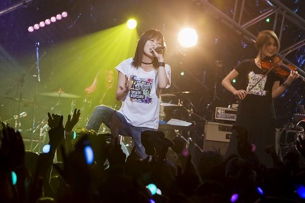 山本彩『LIVE TOUR 2016〜Rainbow〜』 Zepp Namba千秋楽レポート