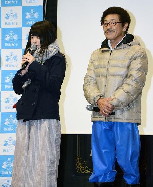 最強の地下アイドルから日本を代表する女優へ!? 仮面女子・窪田美沙の挑戦