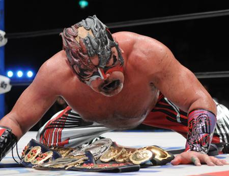 プロレス界5大ニュース 1位は武藤敬司