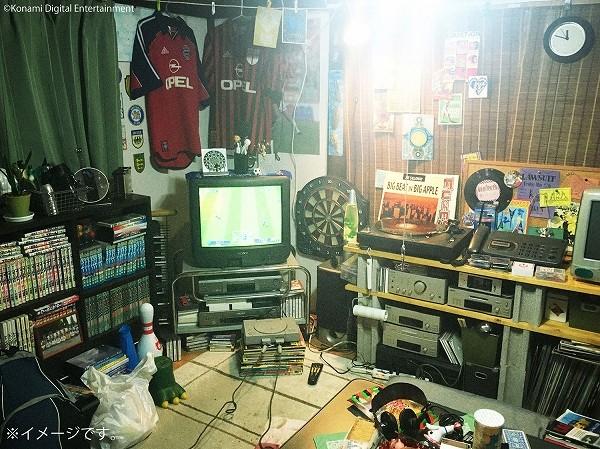 人気サッカーゲーム「ウイイレ」 六本木ヒルズにプレイ専門ハウスがオープン!