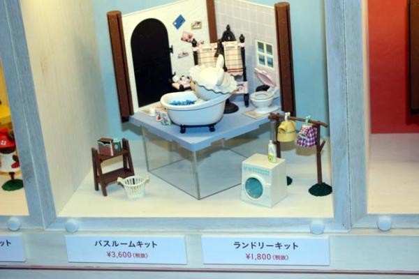 「第56回静岡ホビーショー」女性・女児に向けた模型なども続々展示