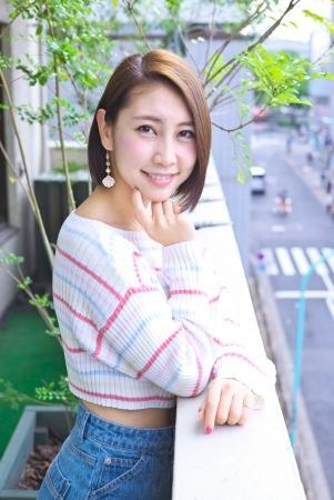 JKT48移籍を決めた近野莉菜はウワサ以上の超ポジティブガールだった!