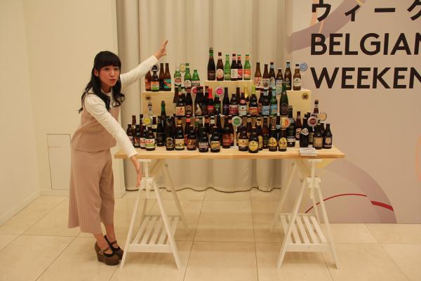 132種類のビールが登場! 「ベルギーウィークエンド2017」が全国各地で開催!