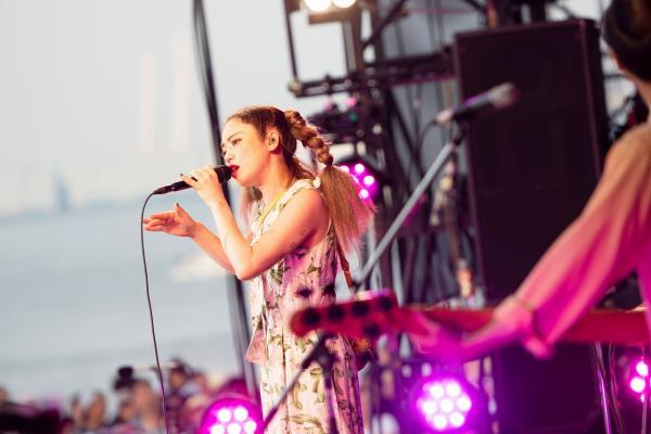 「GREENROOM FESTIVAL'19」が大盛況で終了、豪華ヘッドライナーと最高のロケーション