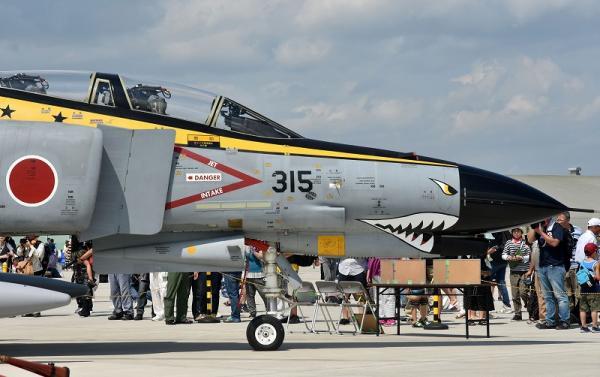 松島基地航空祭、14年ぶりアメリカ空軍のF16デモフライトチームも登場