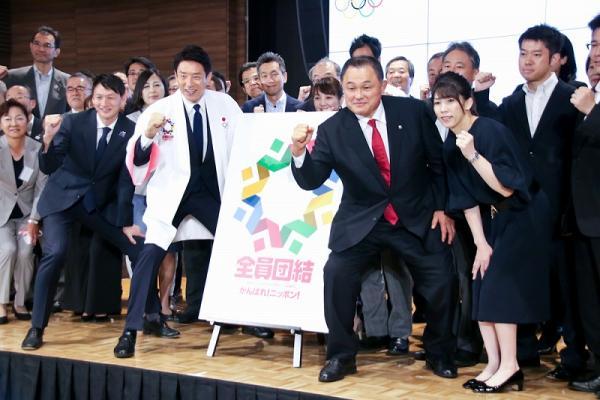 「今日の暑さは僕にも原因が…」松岡修造、東京五輪応援団長に就任で雄叫び