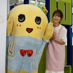 ふなっしー、恩義のある加藤浩次に「溜まっているものが…」 元TBS・吉田明世アナは子どもに友達の作り方を習う?